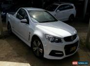 Holden Commodore VF SS ute for Sale