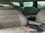 Ford Galaxy 2002 Black for Sale