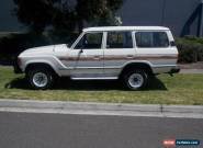 1985 Toyota Landcruiser (4x4) White Automatic 4sp A for Sale