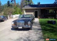 Mercedes-Benz: 200-Series 250 C for Sale