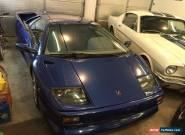 1980 Lamborghini Diablo DIABLO for Sale