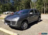 Porsche: Cayenne S for Sale