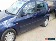 ford fiesta 1.4 semi auto for Sale