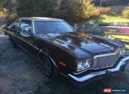 1974 Ford Torino Brougham for Sale