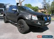 2014 Ford Ranger PX XLT 3.2 HI-Rider (4x2) Black Automatic 6sp A Crewcab for Sale