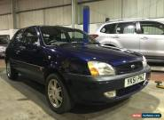 2001 FORD FIESTA FREESTYLE BLUE for Sale
