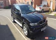 BMW X5 3.0dSE for Sale