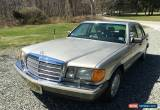 Classic 1991 Mercedes-Benz 500-Series for Sale