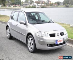 Classic 2003 Renault Megane Dynamique for Sale