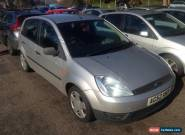 Ford Fiesta 1.4 2002 Spares or repair  for Sale