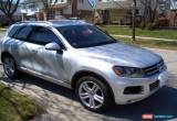 Classic 2012 Volkswagen Touareg for Sale