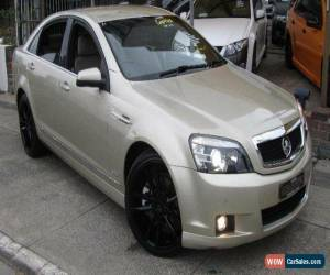 Classic 2007 Holden Caprice WM MY08 Champagne Automatic 6sp A Sedan for Sale