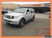 2006 Nissan Pathfinder R51 ST-L (4x4) Silver Automatic 5sp A Wagon for Sale