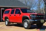 Classic 2005 Chevrolet Colorado for Sale