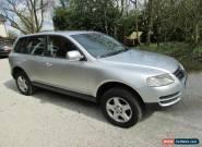 2006 VOLKSWAGEN TOUAREG SE AUTO SILVER for Sale