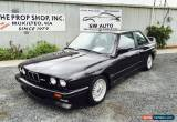 Classic 1988 BMW M3 for Sale