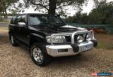 Classic Nissan Patrol Wagon 4.2 All Leather Interior for Sale