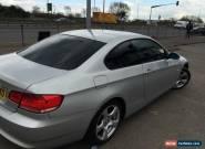 2007 BMW 320D SE SILVER for Sale