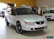 2003 Holden Ute VY II Silver Automatic 4sp A Utility for Sale