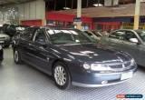 Classic 2001 Holden Calais VX II Blue Automatic 4sp A Sedan for Sale