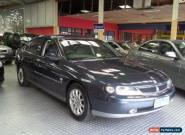 2001 Holden Calais VX II Blue Automatic 4sp A Sedan for Sale