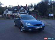 03 FORD FOCUS 1.6 ZETEC ONLY 25k miles 2 OWNERS CLEAN CAR for Sale