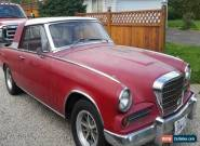 1963 Studebaker GT Hawk for Sale