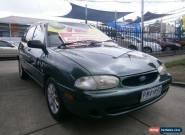 1999 Ford Festiva WF GLXi Automatic 4sp A Hatchback for Sale