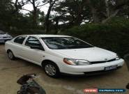 Toyota Echo Sedan Auto Reg And RWC for Sale