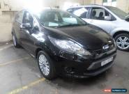 2010 Ford Fiesta Manual - 121000kms!!! for Sale