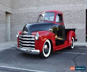 Classic 1952 Chevrolet Other Pickups Deluxe Cab for Sale