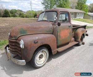 Classic 1953 Chevrolet Other Pickups BASE for Sale