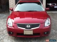 Nissan: Maxima SL for Sale