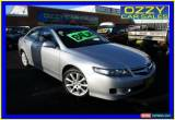 Classic 2006 Honda Accord MY06 Upgrade Euro Silver Automatic 5sp A Sedan for Sale