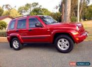 Jeep Cherokee Sport Anniversary Edition  No Reserve for Sale