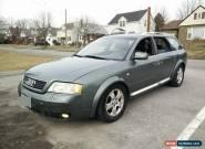 Audi: Allroad quattro for Sale