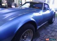 , Harley ultra classic wanted, Corvette 75 383 auto,   r'worthy,  NEW PICS, for Sale