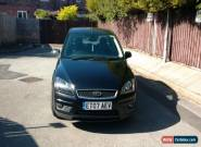 2007 FORD FOCUS TITANIUM TDCI BLACK for Sale