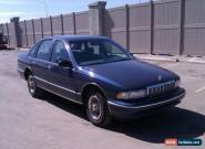 1996 Chevrolet Caprice for Sale