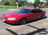 Holden Commodore S (2003) 4D edan 4 SP Automatic (3.8L - Multi Point F/INJ) 5 Se for Sale