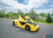 McLaren: F1 for Sale