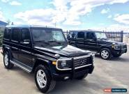 Mercedes-Benz: G-Class G 500 for Sale