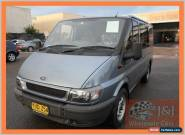 2001 Ford Transit VH Low (SWB) Grey Automatic 5sp A Van for Sale
