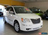 2011 Chrysler Grand Voyager RT 5th Gen MY10 Limited White 6 AUTOMATIC Wagon for Sale
