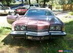 1974 oldsmobile Toronado for Sale