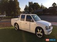 Holden Rodeo Dual Cab for Sale