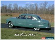 Ford: Mustang Custom Deluxe 2 door sedan for Sale