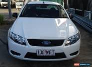 2011 Ford Falcon Ute only 42000 kms FG ECO LPI  for Sale