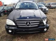 Mercedes-Benz: M-Class for Sale