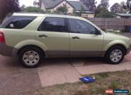 Ford Territory TX (2005) 4D Wagon Automatic 5 Seats for Sale